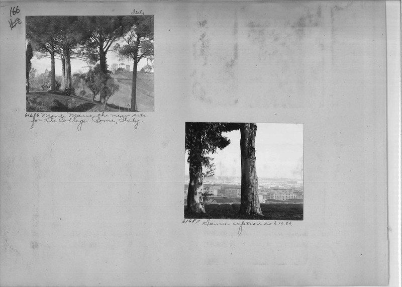 Mission Photograph Album - Europe #04 Page 0166