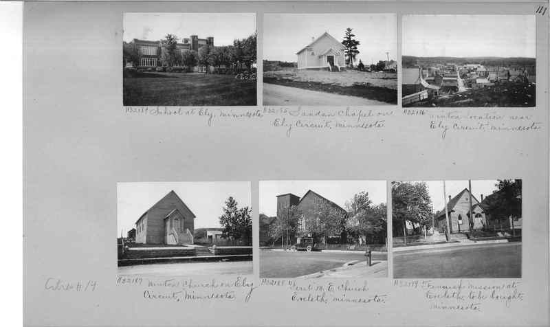 Mission Photograph Album - Cities #14 page 0111