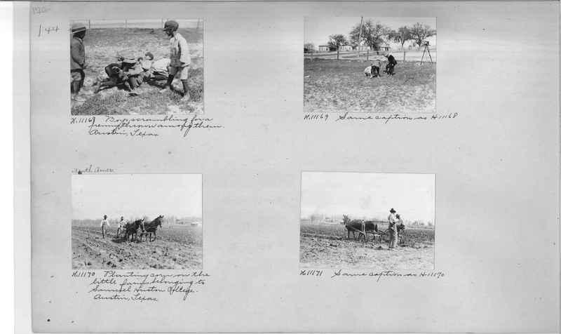 Mission Photograph Album - Negro #1 page 0144