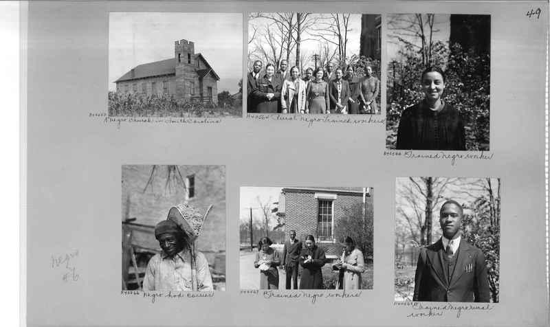 Mission Photograph Album - Negro #6 page 0049