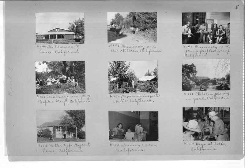 Mission Photograph Album - Rural #08 Page_0005