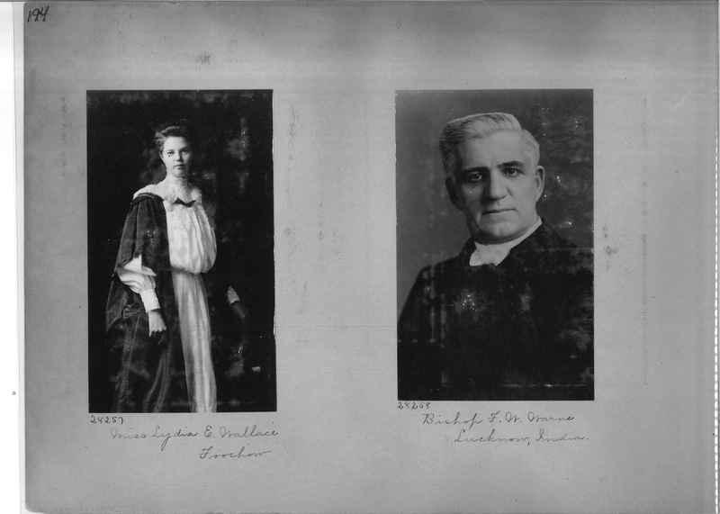 Mission Photograph Album - Portraits #1 page 0194