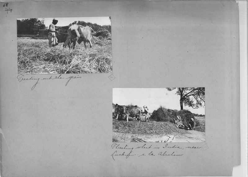 Mission Photograph Album - India - O.P. #01 Page 0068