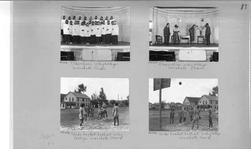Mission Photograph Album - Negro #6 page 0087