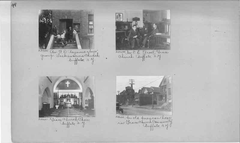 Mission Photograph Album - Cities #17 page 0094