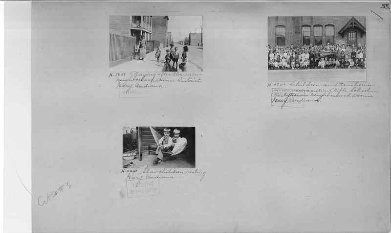 Mission Photograph Album - Cities #3 page 0055