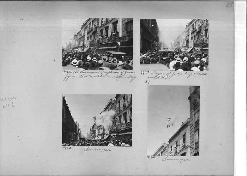 Mission Photograph Album - Mexico #06 page 0065