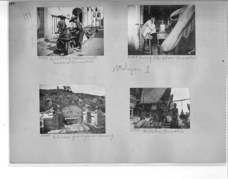 Mission Photograph Album - Malaysia #1 page 0194