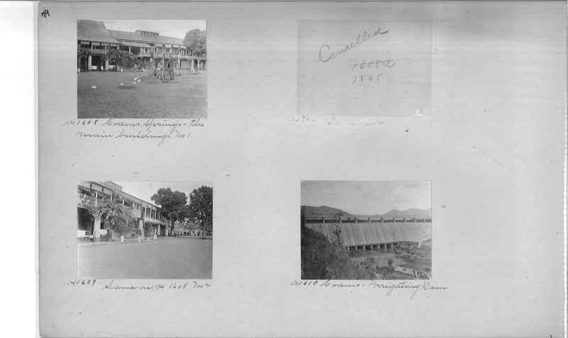 Mission Photograph Album - Puerto Rico #3 page 0074