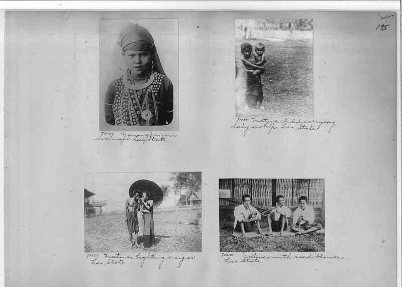 Mission Photograph Album - Burma #1 page 0195
