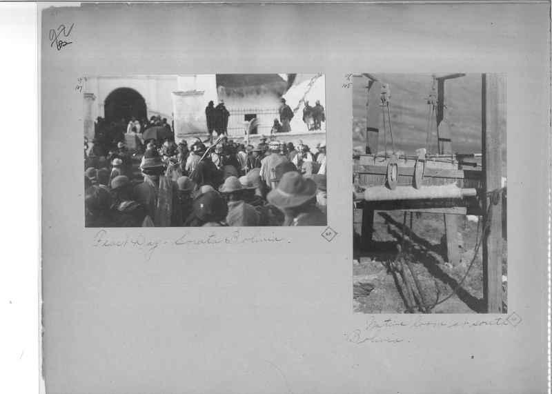 Mission Photograph Album - South America O.P. #2 page 0082
