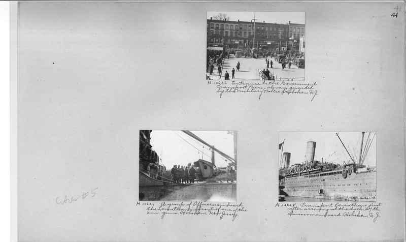 Mission Photograph Album - Cities #5 page 0041