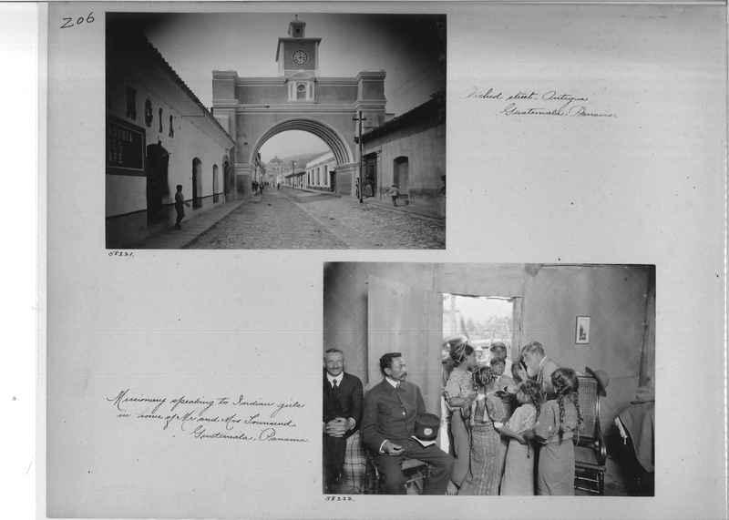 Mission Photograph Album - Panama #02 page 0206