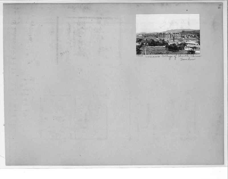 Mission Photograph Album - China #10 pg. 0066