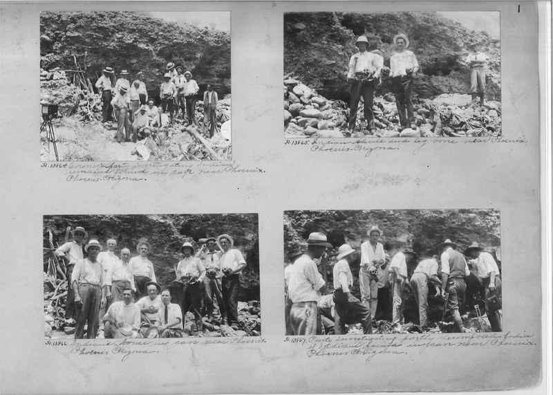 Mission Photograph Album - Indians #2 page_0001