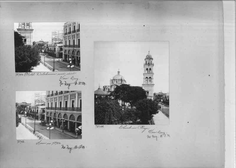 Mission Photograph Album - Mexico #06 page 0004