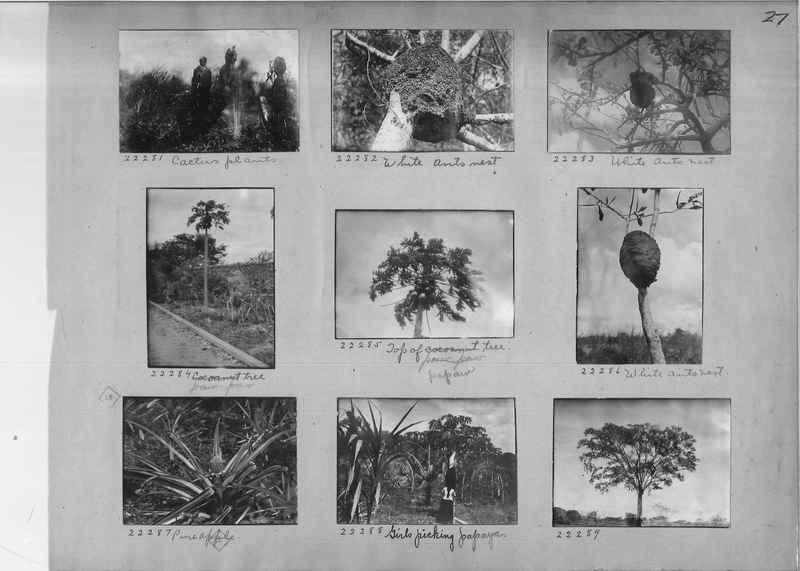 Mission Photograph Album - Panama #02 page 0027