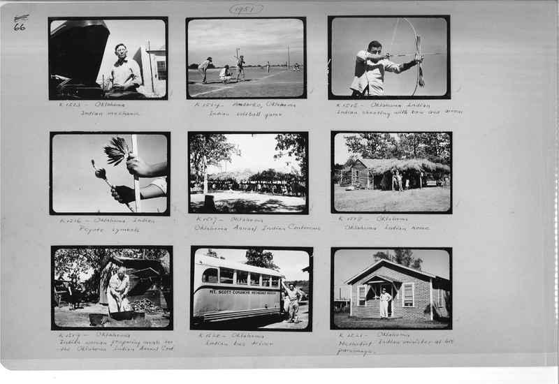 Mission Photograph Albums - Indians #3 Page_0066