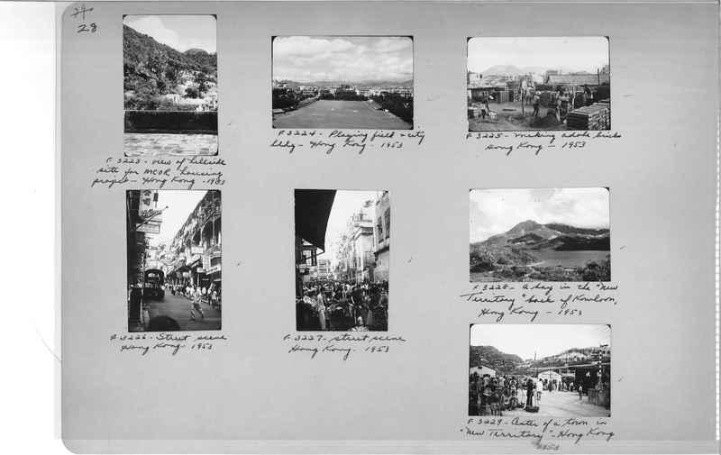 Mission Photograph Album - China #20 page 0028