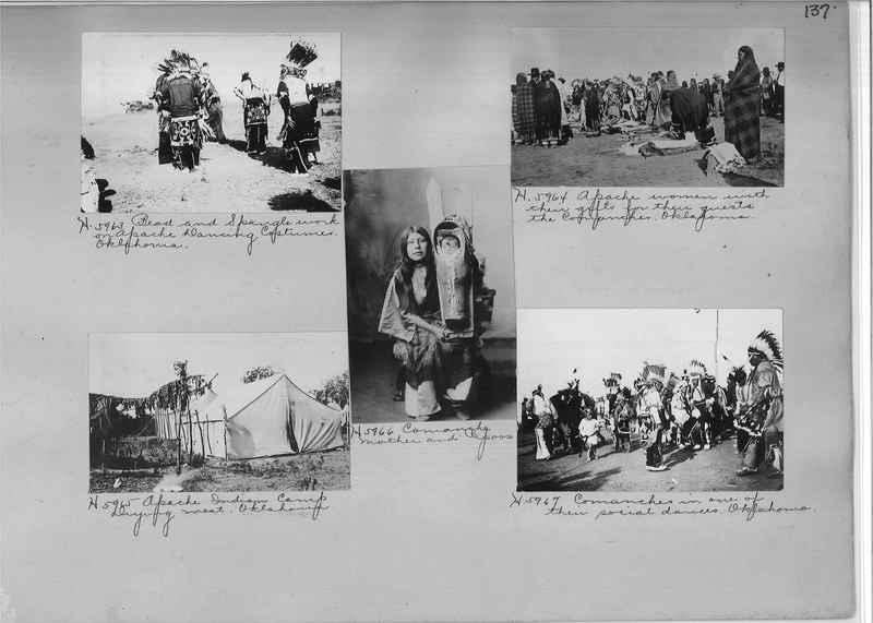 Mission Photograph Albums - Indians #1 page 0137