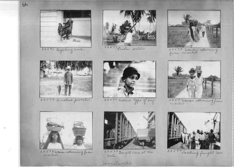Mission Photograph Album - Panama #02 page 0066