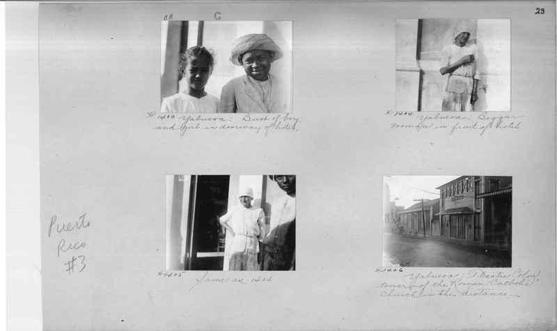 Mission Photograph Album - Puerto Rico #3 page 0023