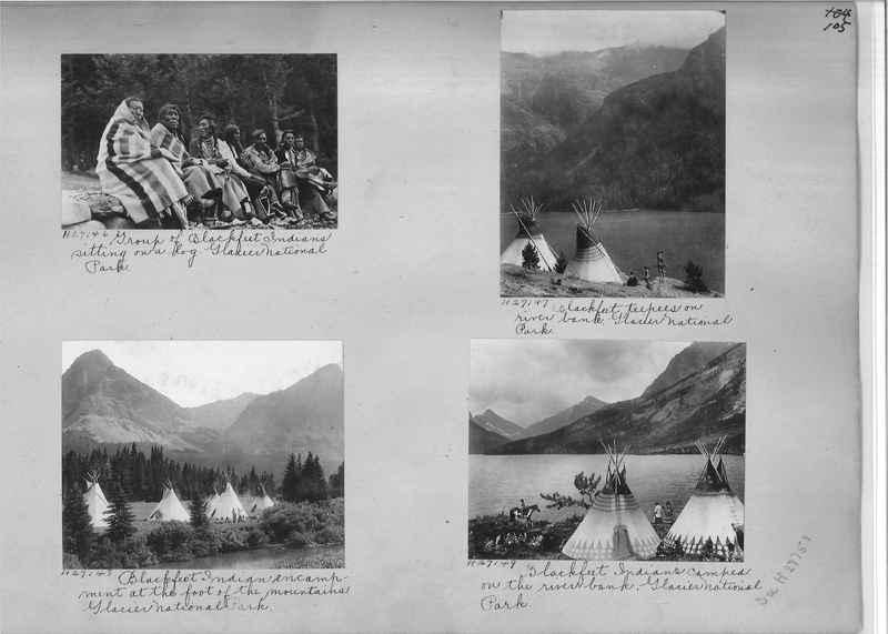 Mission Photograph Album - Indians #2 page_0105