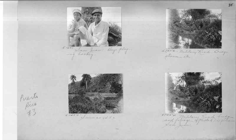 Mission Photograph Album - Puerto Rico #3 page 0035