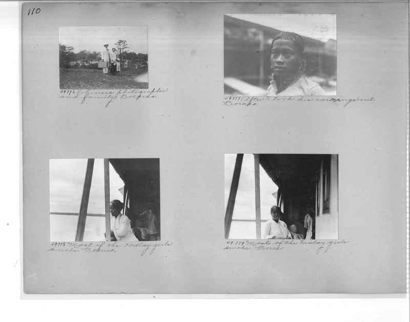 Mission Photograph Album - Malaysia #5 page 0110