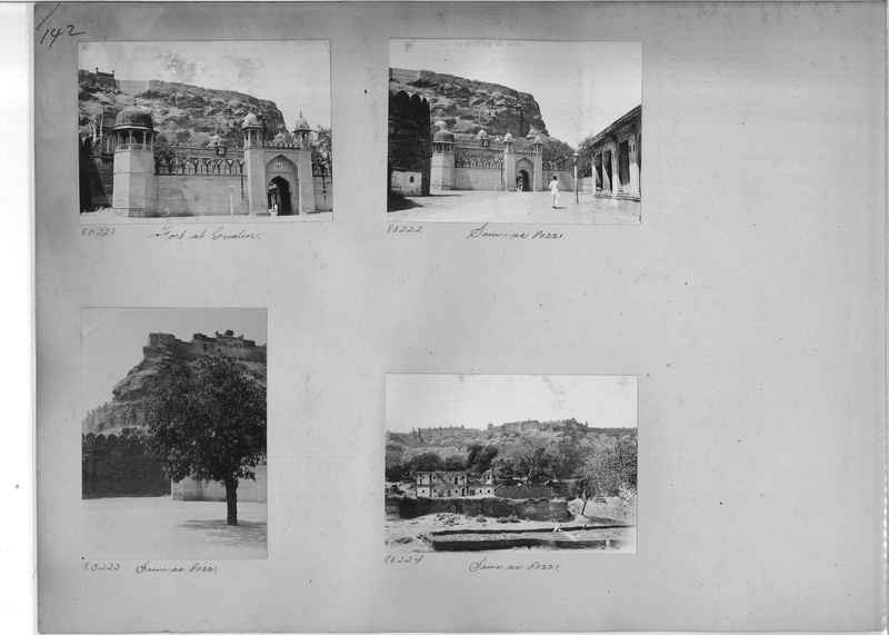 Mission Photograph Album - India #09 Page 0142