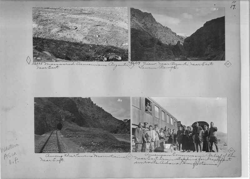 Mission Photograph Album - Western Asia - O.P. - #01 page_0017