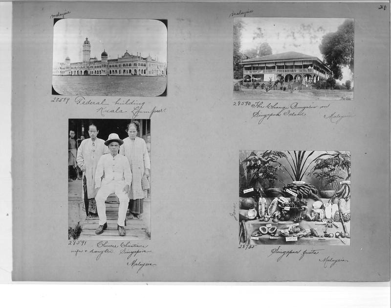 Mission Photograph Album - Malaysia #2 page 0021