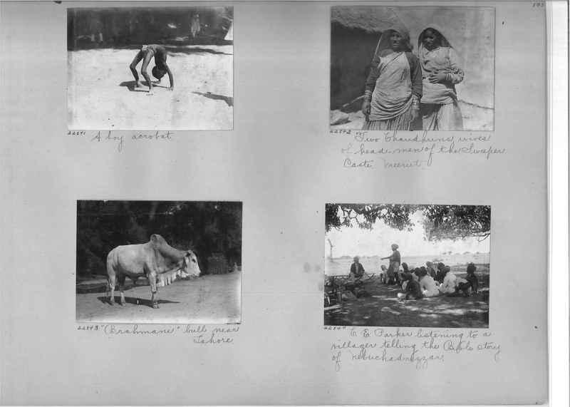 Mission Photograph Album - India #03 page_0161
