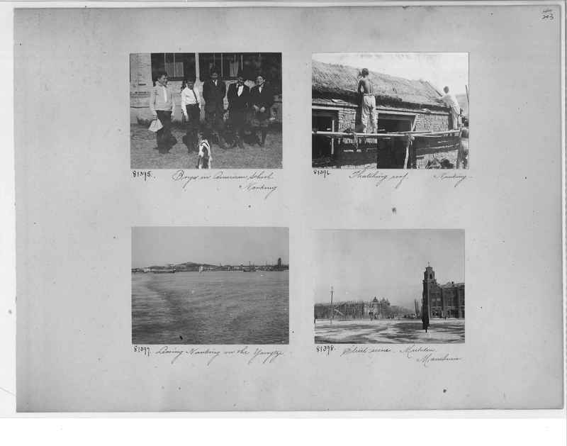 Mission Photograph Album - China #10 pg. 0203