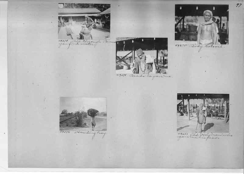 Mission Photograph Album - Burma #1 page 0097