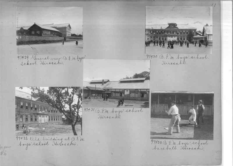 Mission Photograph Album - Japan #06 Page 0011