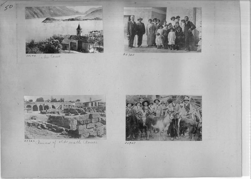 Mission Photograph Album - Europe #01 Page 0050