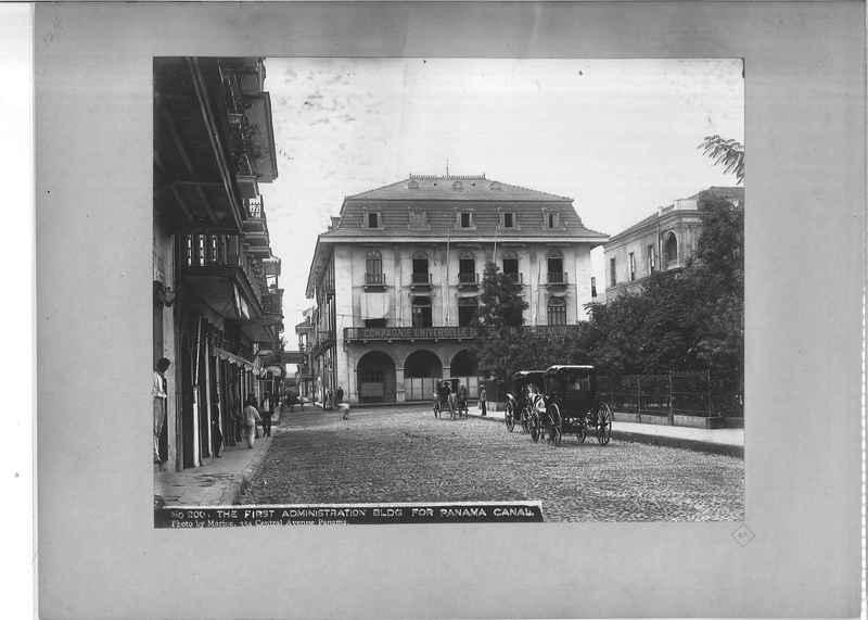 Mission Photograph Album - Panama OP #01 0124