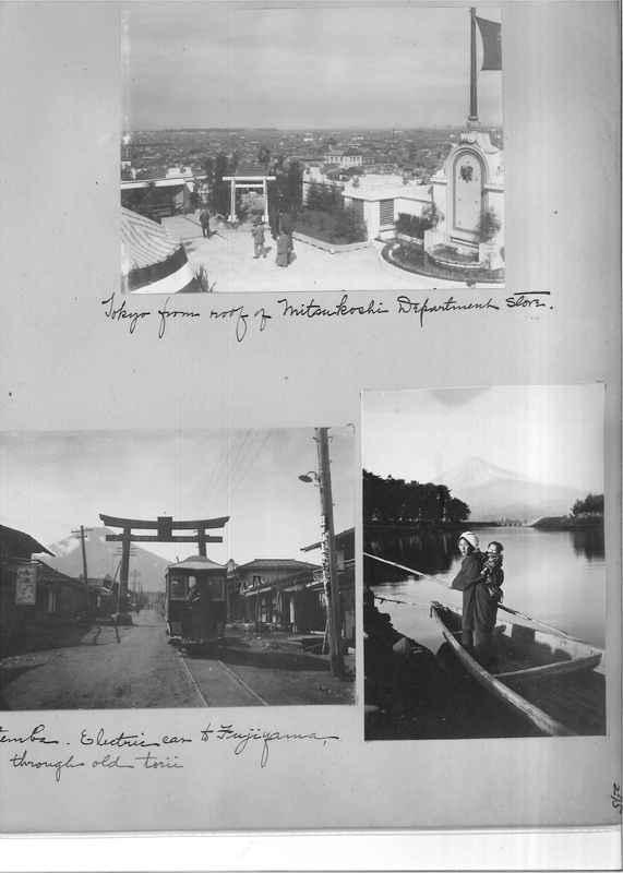 Mission Photograph Album - Japan and Korea #01 Page 0275