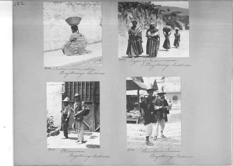 Mission Photograph Album - Panama #04 page 0102