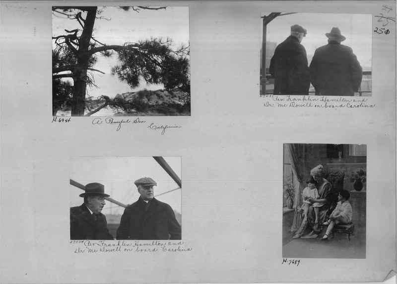 Mission Photograph Album - Miscellaneous #02 Page 0251