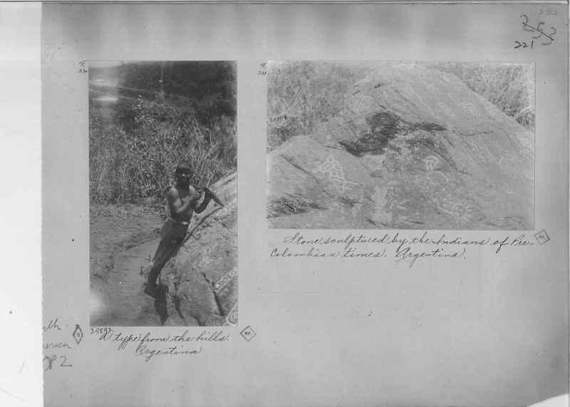 Mission Photograph Album - South America O.P. #2 page 0221