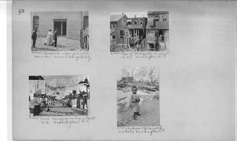 Mission Photograph Album - Negro #2 page 0050