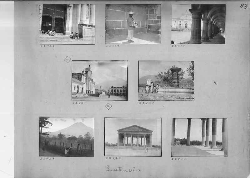 Mission Photograph Album - Panama #02 page 0083