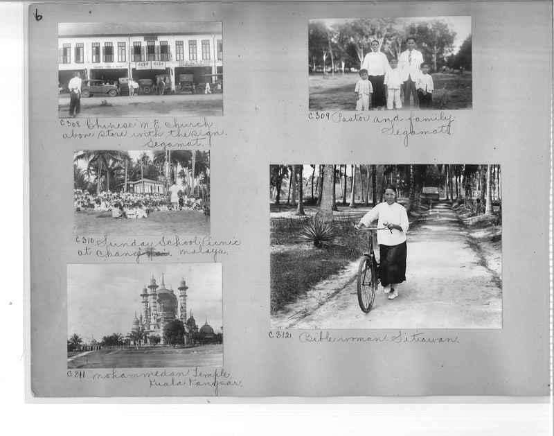 Mission Photograph Album - Malaysia #7 page 0006