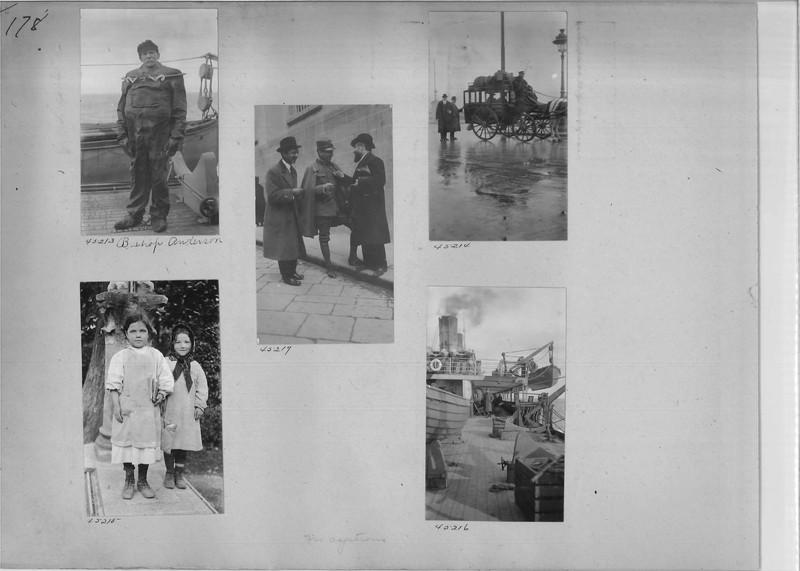 Mission Photograph Album - Europe #02 Page 0178