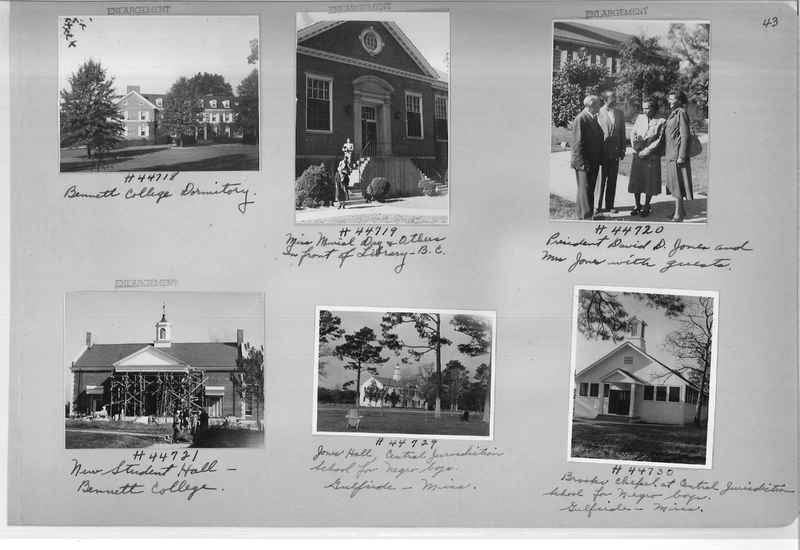 Mission Photograph Album - Negro #7 page 0043