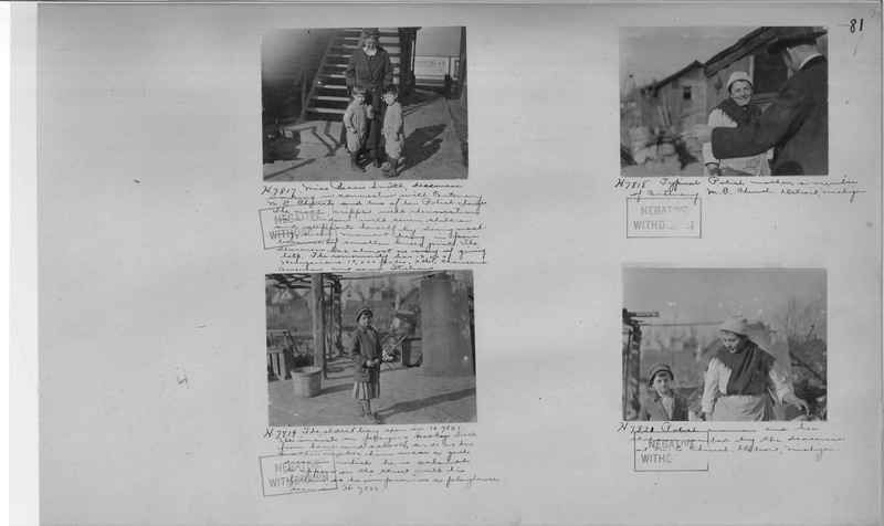 Mission Photograph Album - Cities #4 page 0081