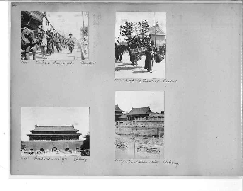 Mission Photograph Album - China #10 pg. 0102