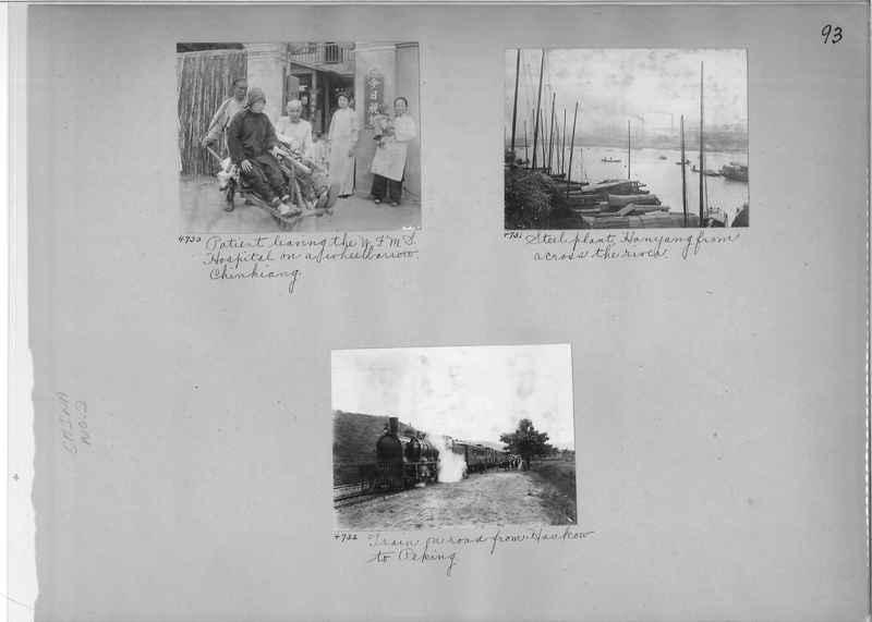 Mission Photograph Album - China #2 page  0093